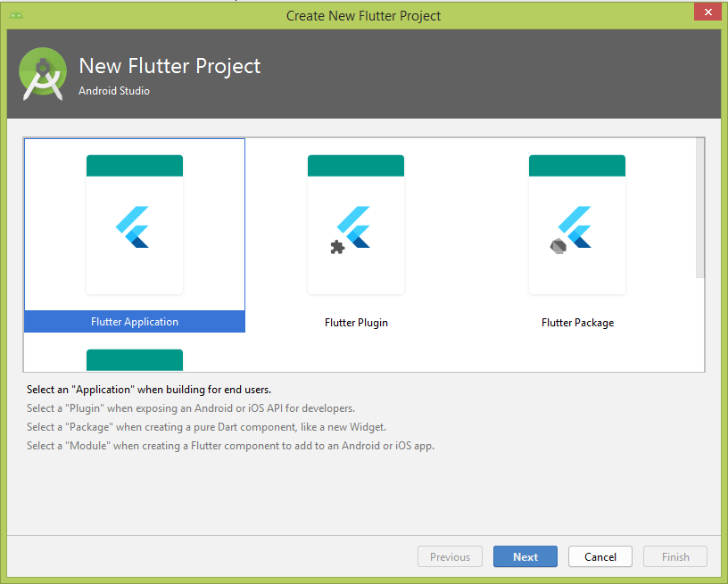 Installing Flutter on Windows using Android Studio Step by